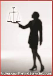 Legal Woman holding scales
