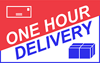 One Hour Delivery, San Francisco